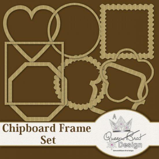 Chipboard Frames