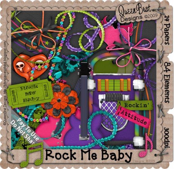 Rock Me Baby Scrapper