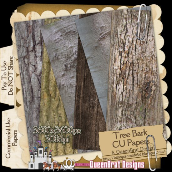 Tree Bark Papers