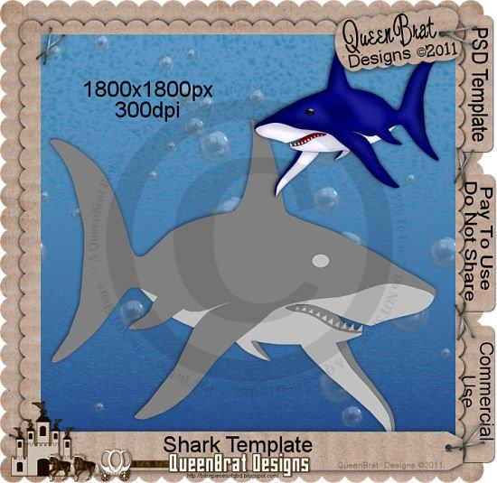 Shark Template