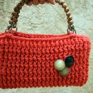 Salmon handbag