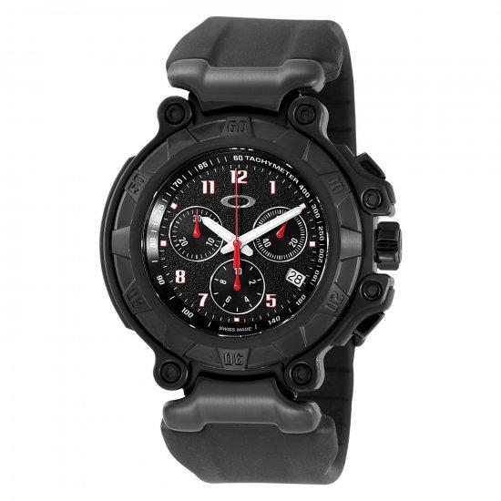 Oakley Men's Crankcase Unobtainium Watch 10-274