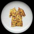 Tropical HAWAIIAN SHIRT #2 Ceramic Knobs Pulls Free S/H