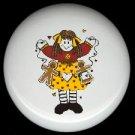 Prim RAG DOLL GINGERBREAD #1 Ceramic Drawer Knobs Pulls FREE S/H