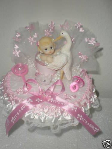 Baby Shower Cake Topper/Centerpiece decoration.