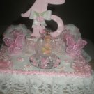 Sweet 15/16 Cake Topper Centerpiece Decoration Suvenier.