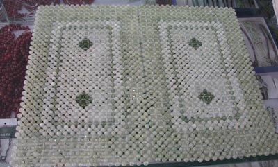 jade pillow handiwork gift