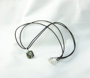 Naodelate Spiral Necklace