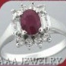 Red Ruby Ring Free Shipping