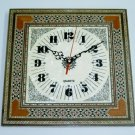 Inlaid Wall Clock FREE SHIPPING