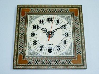 Inlaid Wall Clock FREE SHIPPING