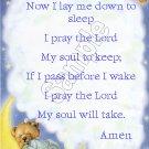 Bear on Moon - Prayer
