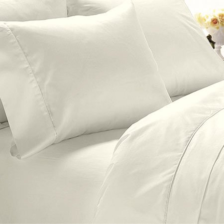 NILE VALLEY 100%EGYPTIAN COTTON 600 TC BED SHEETS-KING