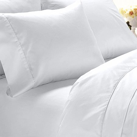 NILE VALLEY 100%EGYPTIAN COTTON 600 TC BED SHEETS-TWIN