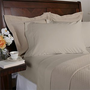 NILE VALLEY 100%EGYPTIAN COTTON 1200 TC BED SHEETS-CAL.KING