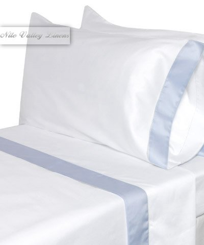 NILE VALLEY 100%EGYPTIAN COTTON 820TC BED SHEETS-TWIN