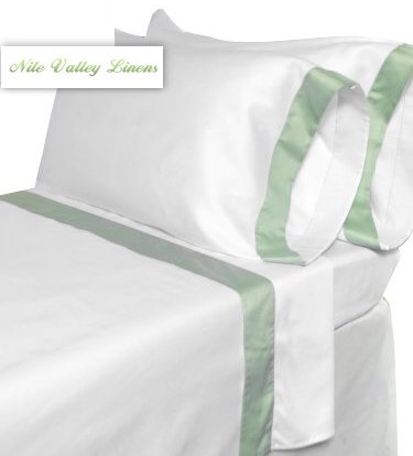 NILE VALLEY 100%EGYPTIAN COTTON 820TC BED SHEETS-CAL.KING