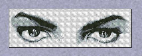 MICHAEL JACKSON 3 cross stitch knitting crochet pattern