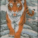 TIGER 1 cross stitch pattern