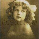 VINTAGE GIRL PHOTO cross stitch pattern