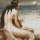 MERMAID 2 cross stitch pattern