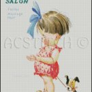 BEAUTY SALON cross stich pattern