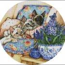 CATS 2 cross stitch pattern