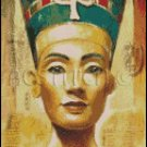 NEFERTITI cross stitch pattern