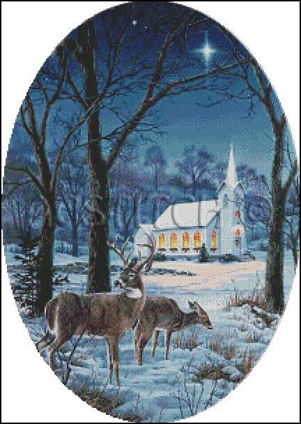 CHRISTMAS 2 cross stitch pattern