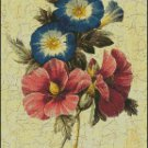 FLOWERS 1 cross stitch pattern