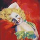 PIN UP 29 cross stitch pattern