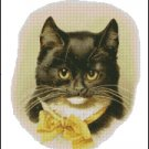 CAT 3 cross stitch pattern