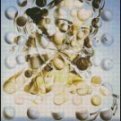 GALATEA Of THE SPHERES cross stitch pattern