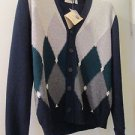 NEW Ballantyne (Limited Edition) Wool Cardigan - EU 50