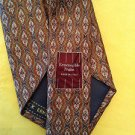 NEW Ermenegildo Zegna Men's Silk Tie