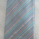 NEW Missoni Men's Pastel Silk Tie