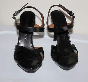 NEW Burberry Black Sandals - EU 40/US 9.5