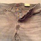 NWT PRPS Barracuda Gray Button-Fly Denim Jeans - 32