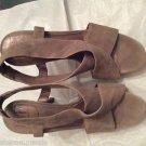NEW DVF Diane von Furstenburg Zia Suede Platform Sandals - 8M