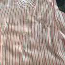 NEW Corneliani ID Striped Linen Blend Shirt - M