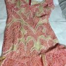 NEW Naeem Khan Lacy 100% Silk Dress - 10