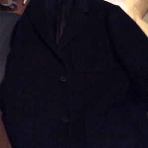 NEW Jack Spade Men's Ferguson Black Blazer -  44