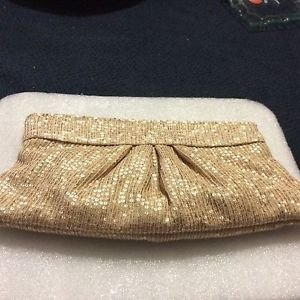 NEW Lauren Merkin Louise Clutch Hand Bag