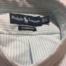 NEW Polo Ralph Lauren Pony Oxford Dress Shirt Classic 17.5/36-37