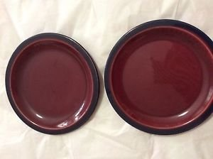 """GOOD CONDITION Thomas Rosenthal Celtic Line - 2 6.5"""" Plates and 2 8"""" Plates"""