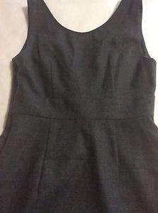 NEW Banana Republic Wool V-Neck Jumper Dress - 0