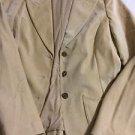 New Dana Buchman Beige Cotton Blend Jacket - 8