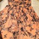 NEW J. Crew Silk Chiffon Floral Dress - 4