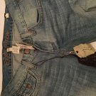 NEW Ezra Fitch $148 Women's Distressed Jeans - 25 x 33