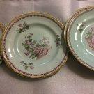 "EXC. COND. Metz Calyx Ware English Stoneware by Adams - 8"" Salad Plate"